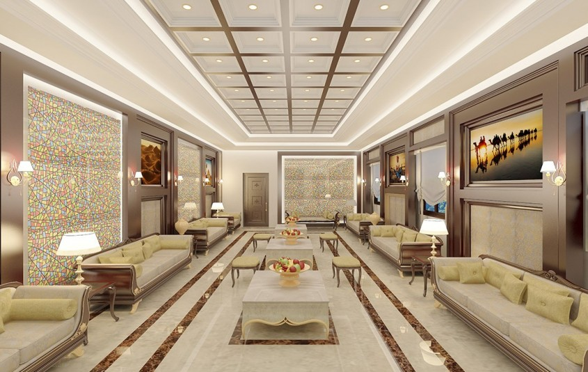 Modern Majlis Interior Projects Future Makers