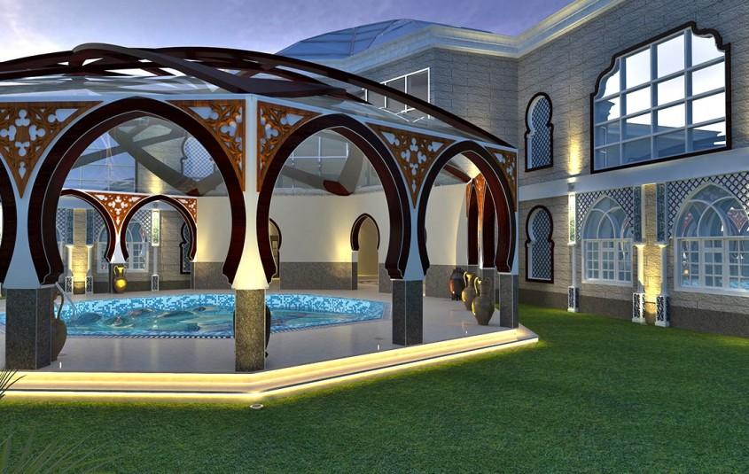 Islamic Villa Exterior Projects Future Makers